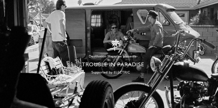 Trouble in Paradise - Cycle Zombies