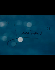 Nathan Adams in Luminous